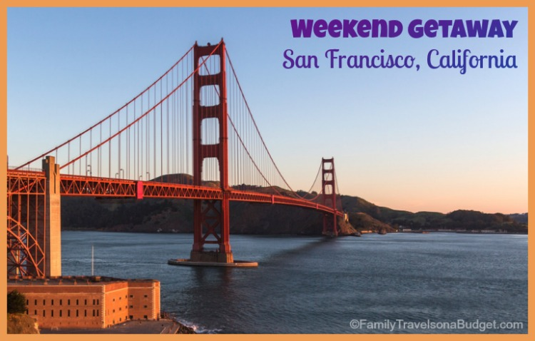 Destinations San Francisco #familytravel #California