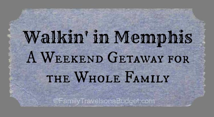 Walkin in Memphis