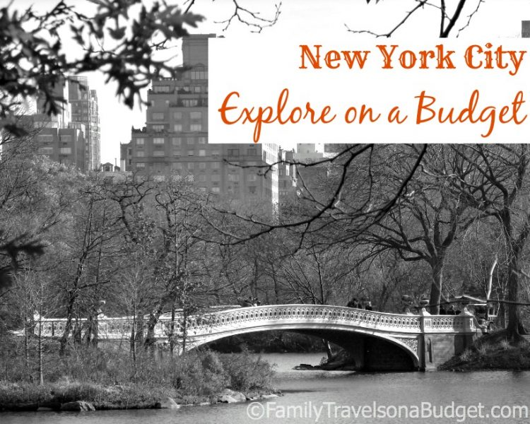 New York City on a Budget… Yes, you can!
