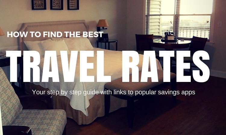 Best Travel Rates