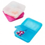 Packing medications for travel