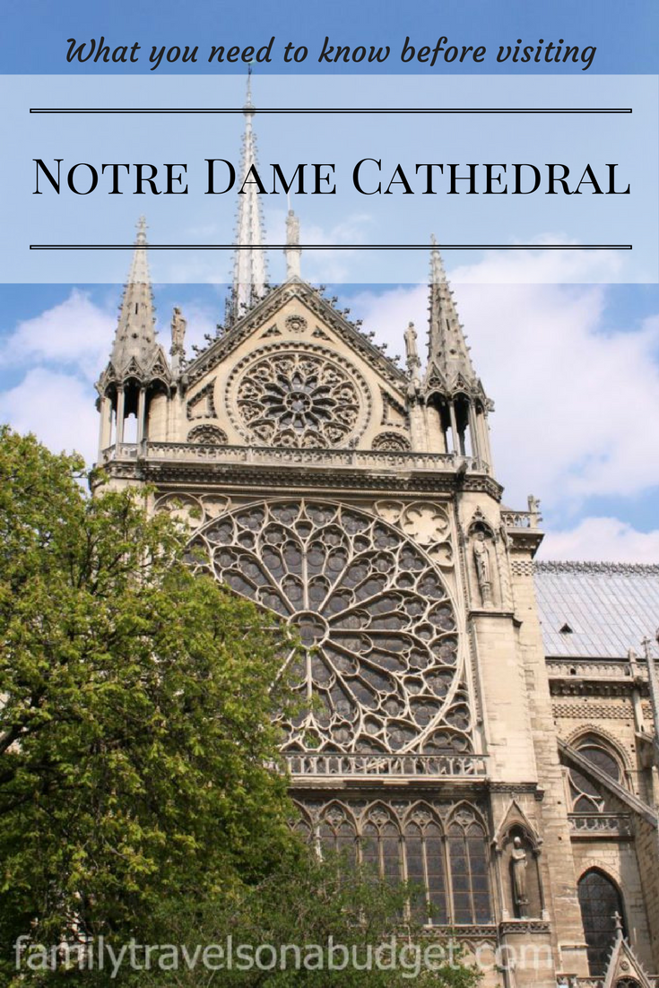 Notre Dame Bell Tower Tour: Tips to visit the Notre Dame Cathedral