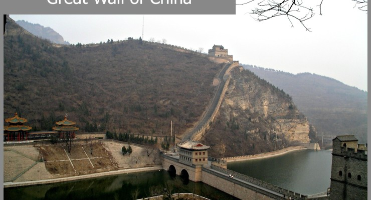 Tips for hiking the Great Wall of China