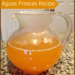 Aguas Frescas, a refreshing recipe