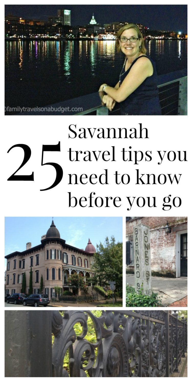 Headed to Savannah? Read these 25 tips you need to know before you go! #SavannahGeorgia #savannahgeorgiathingstodo #savannahgeorgiavacation #savannahgeorgiatravel #savannahgeorgiaitinerary #savannahgeorgiatravelguide #savannahgeorgiathingstodofree #savannahgeorgiathingstodobucketlists via @karendawkins