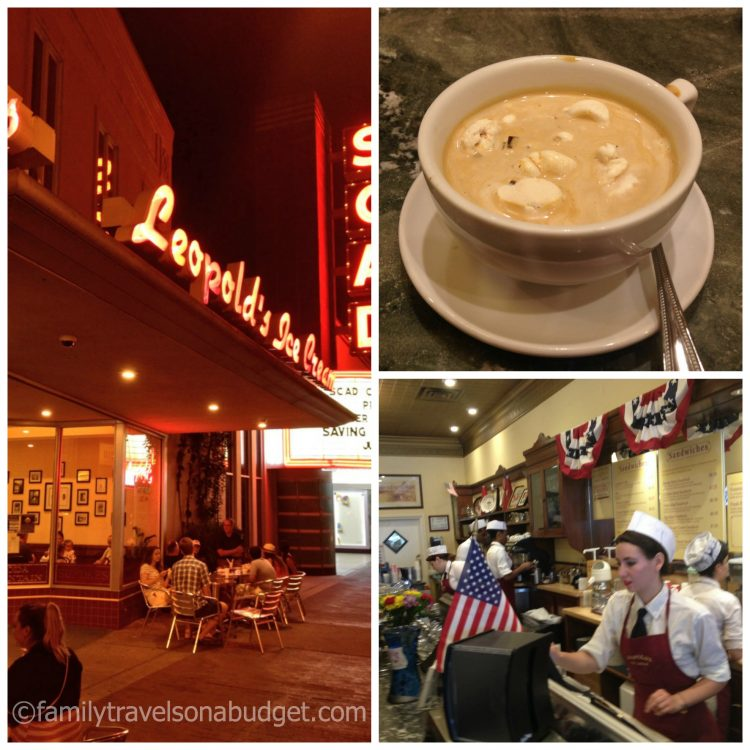Best Places To Eat In Savannah Family Travels On A Budget