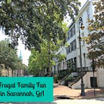 How to see Savannah on a budget
