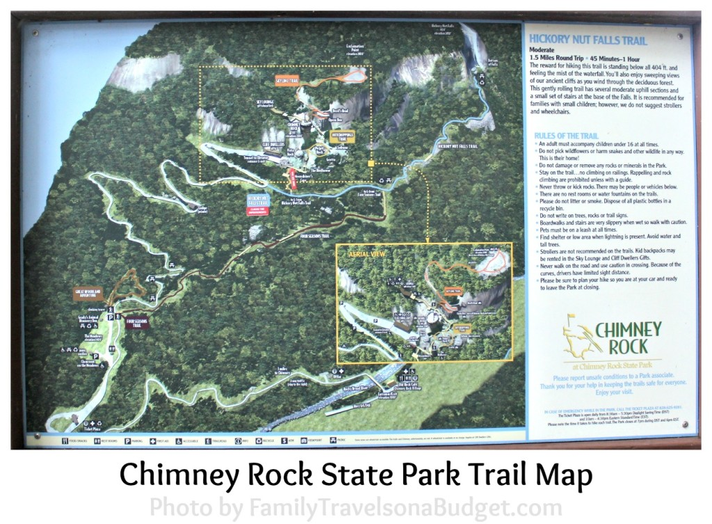 Lots to do at Chimney Rock