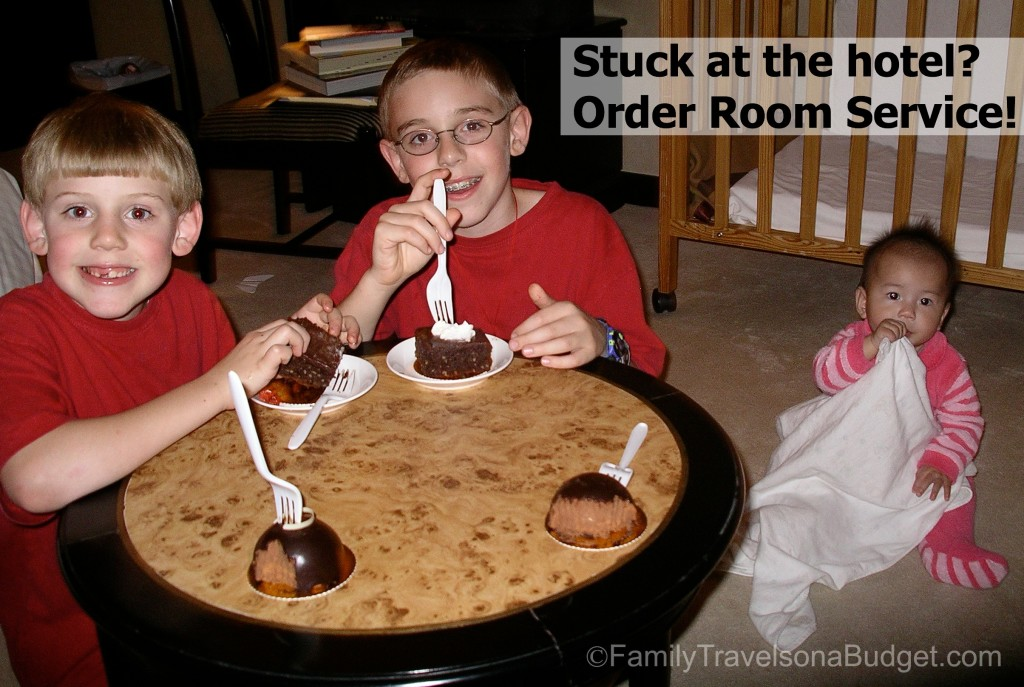 20 Fun Things to Do when Stuck at the Hotel 3
