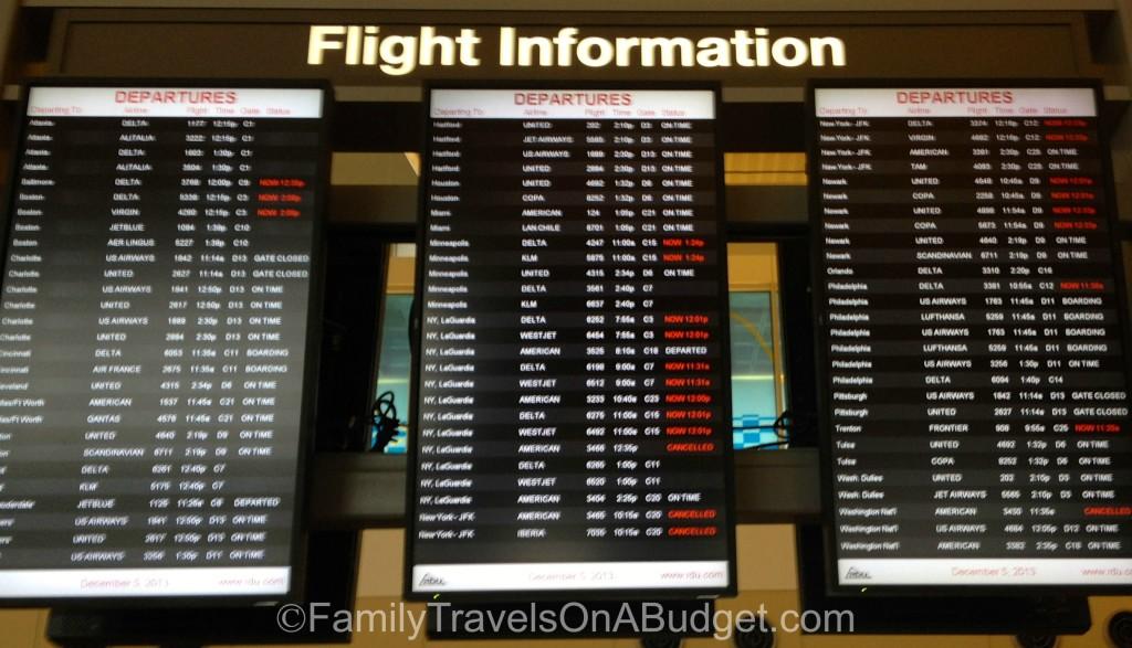 Navigate Airports like a Pro 3