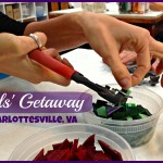Girls Getaway in Charlottesville, VA? Yes, Please!
