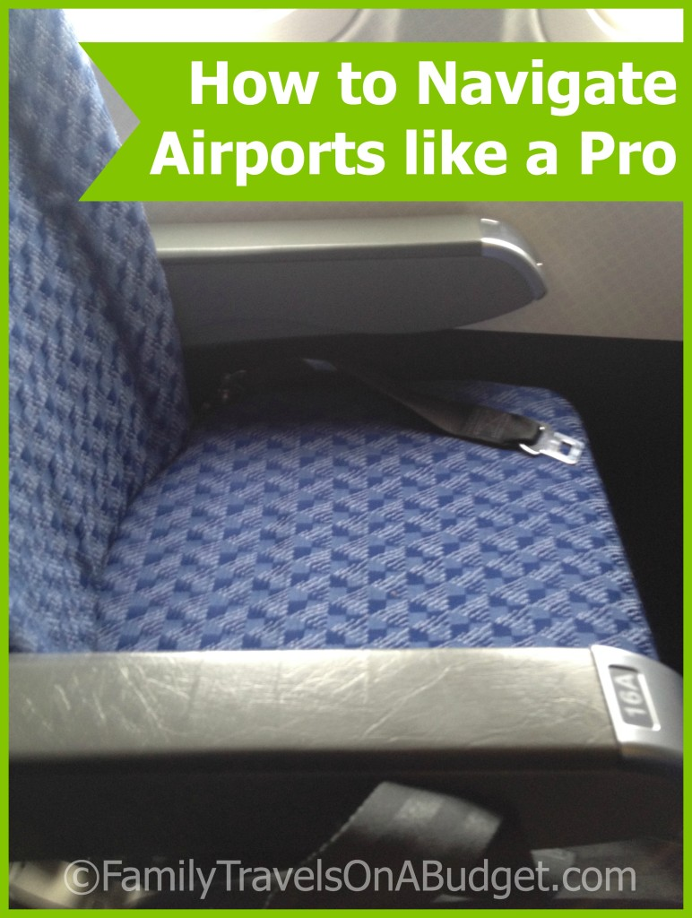 Navigate Airports like a Pro