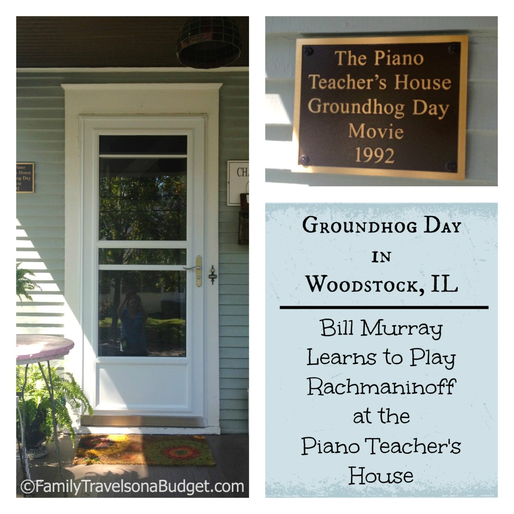 Groundhog Day Piano House