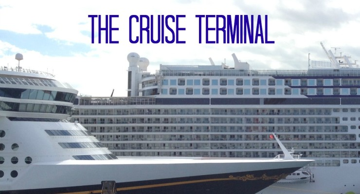 Cruising 101: Navigating the cruise terminal