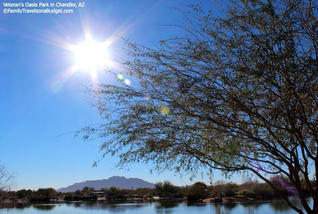 Visit Tempe AZ sunshine