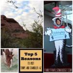 Top 5 reasons to visit Tempe-Chandler, AZ