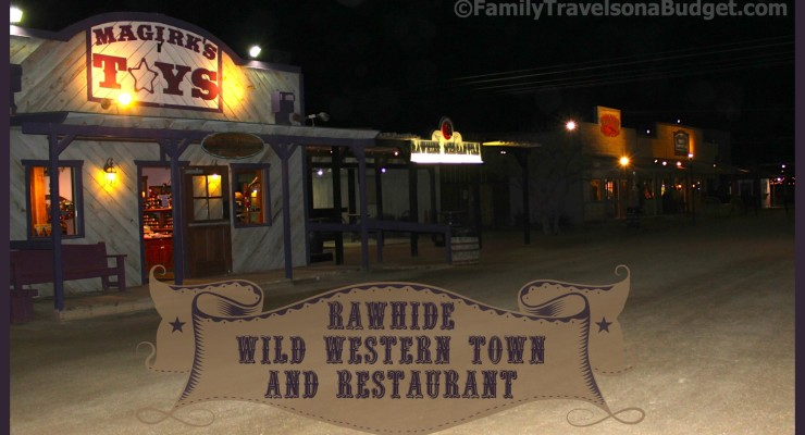 Yeehaw! Our wild west adventure