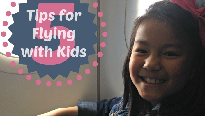 5 Tips for Flying with Young Kids