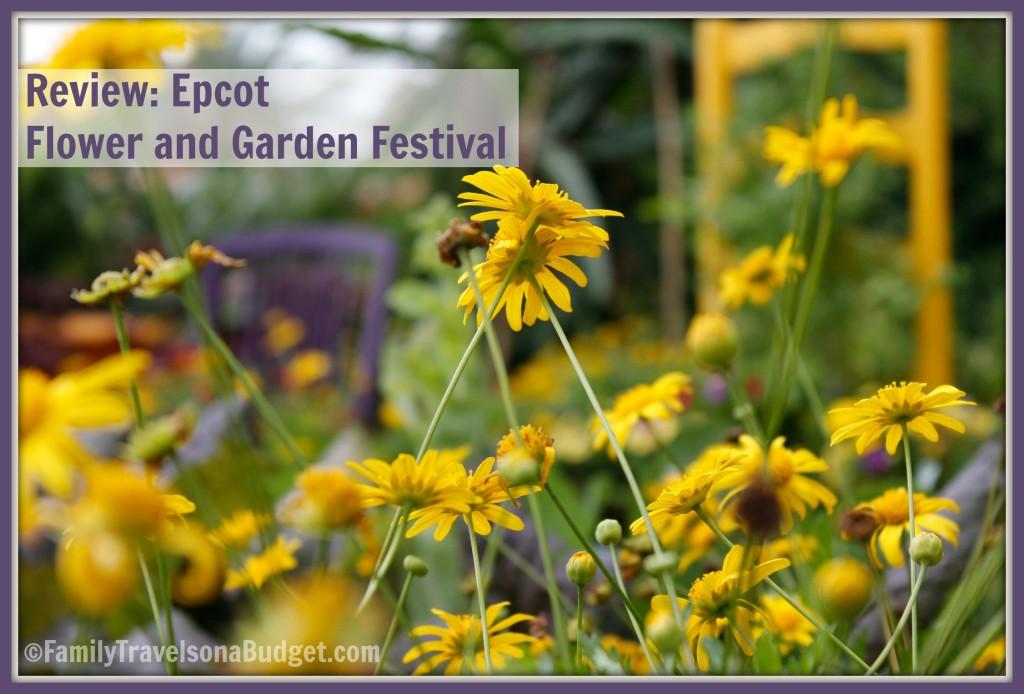 Review Epcot International Flower And Garden Festival