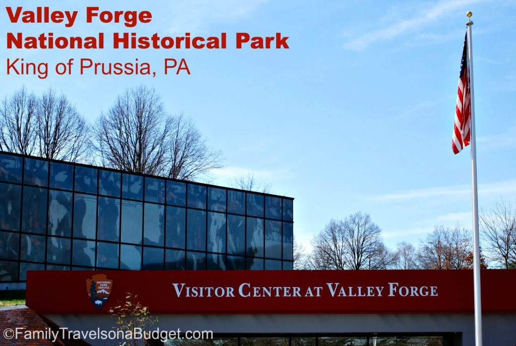 Valley Forge National Historical Park Information for Visitors