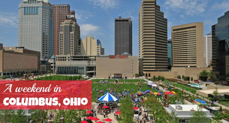 The perfect family itinerary for a weekend in Columbus, Ohio