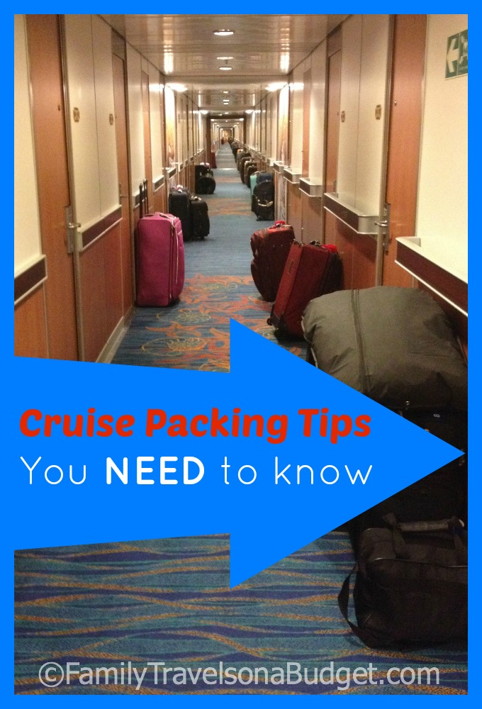Cruise packing list: What you need to pack for a cruise all in one handily cruise ship packing list