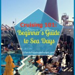 Cruising 101: Beginner's Guide to Sea Days