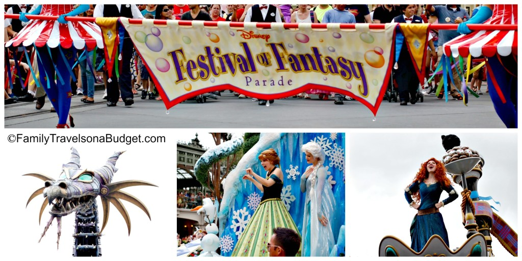 #WDW Festival of Fantasy Parade
