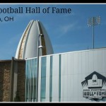 Pro Football Hall of Fame in Canton, OH