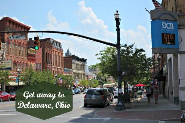 A weekend getaway to Delaware