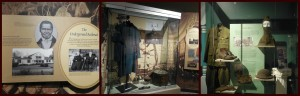War memorabilia related to Stark County. What do you know about the Underground Railroad? I live a couple blocks down from part of it!