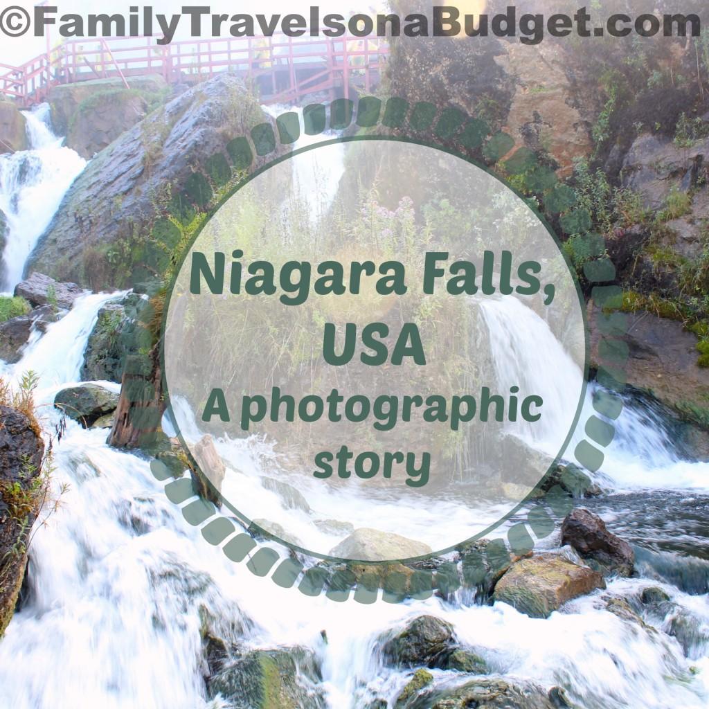 #NiagaraFallsUSA The falls