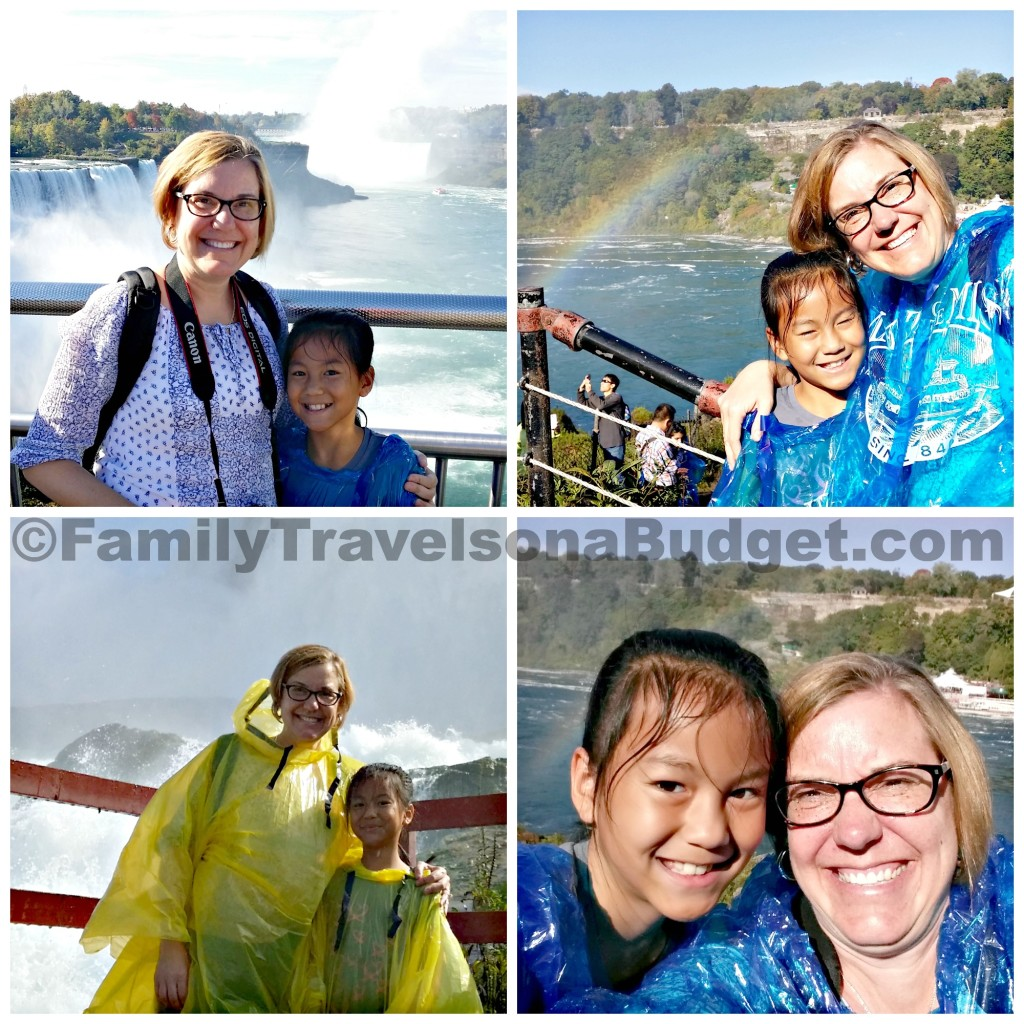 #NiagaraFallsUSA mommy-daughter getaway