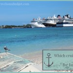 Cruising: Floating luxury for families