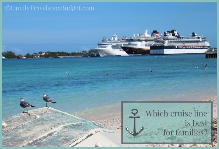 What's the best cruise line for families? | Family Travels
