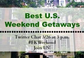 Weekend Getaways #fkweekend