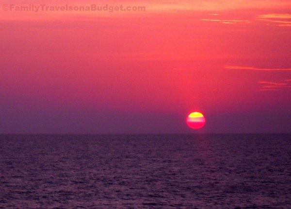 Acapulco Sunset Mexico