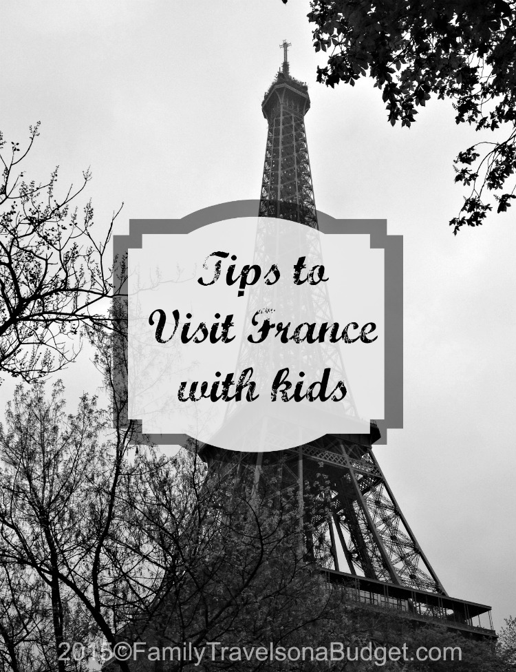 France with Kids #traveltips