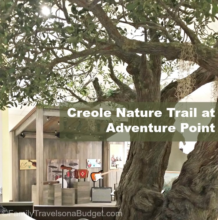 Creole Nature Trail Adventure Point #SWLA