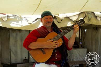 Blackbeard Festival Entertainers