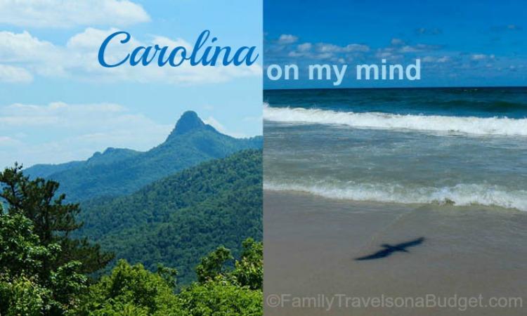 Carolina on my mind