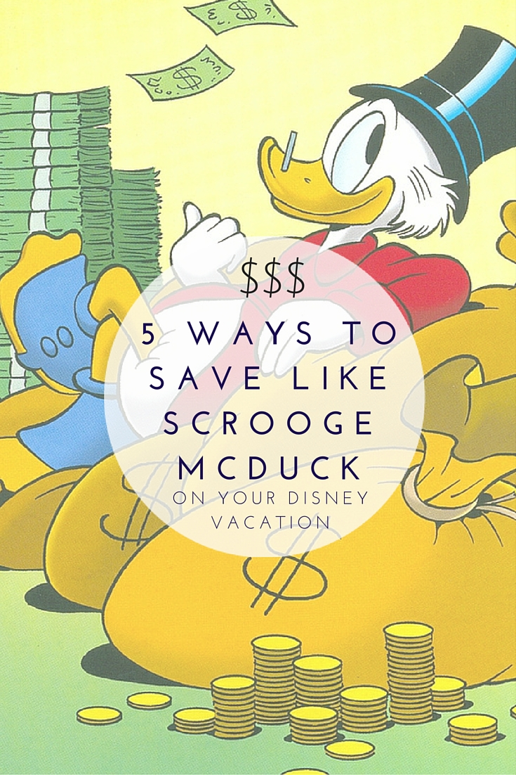 Saving for a Disney vacation? Scrooge McDuck can show you how to save like a money master does. #savefordisney #savefordisneytips #savefordisneyworld #moneymatters #disneybudgettips #disneysavingsplan #disneysavingstips #vacationsavingsaccount via @karendawkins