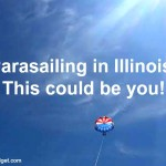 Parasailing: In Illinois?