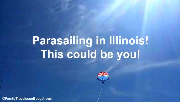 Parasailing Illinois