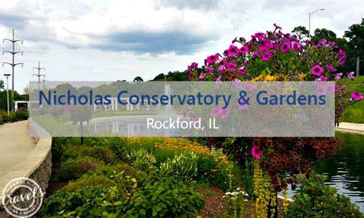 Nicholas Conservatory Gardens Tropics In The Midwest Family Travels On A Budget