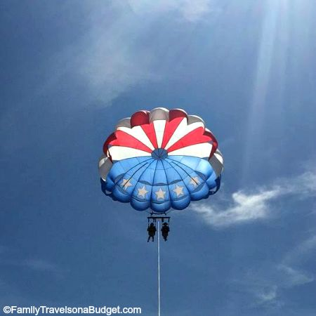 parasailing 10 reasons to visit alton
