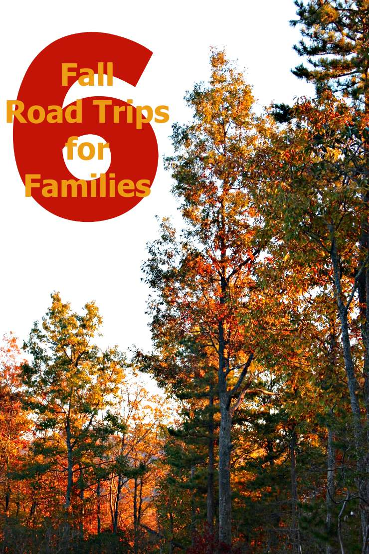 6 Fall Street Style Trends: 6 Fall Road Trips For Families