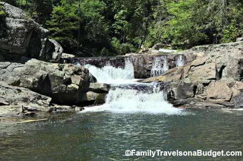 Linville Falls Upper Falls