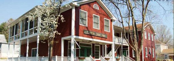 The Green Tree Inn, Elsah IL