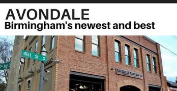 Avondale ~ Birmingham's newest and best